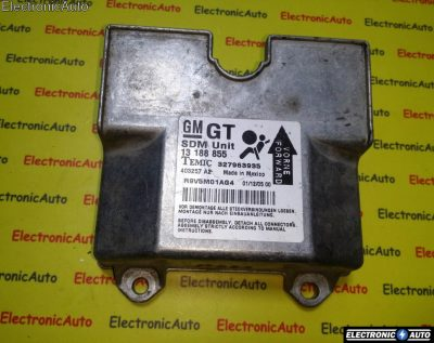 Calculator airbag Opel Astra H GM 13188855 GT