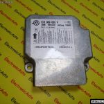 Calculator airbag VW Jetta 1C0909605F INDEX 03