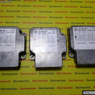Calculator airbag VW Jetta 1C0909605F INDEX 03