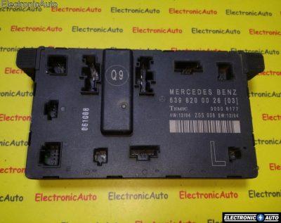 Calculator Confort Mercedes Vito 6398200026