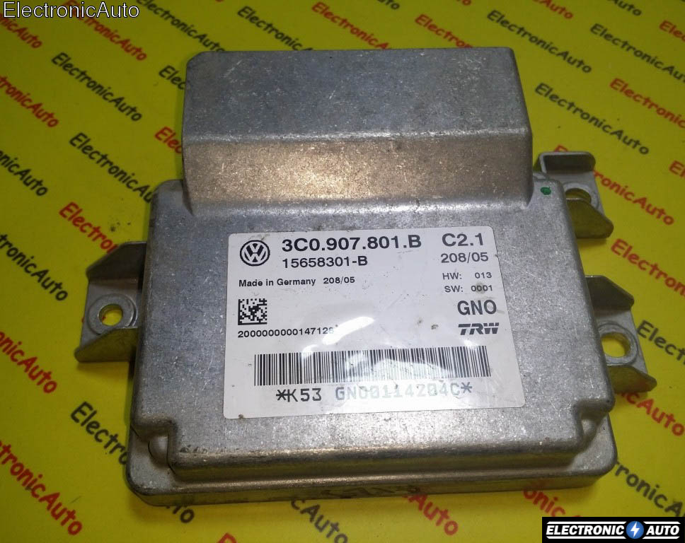 Calculator frana de mana Vw Passat 3C0907801B