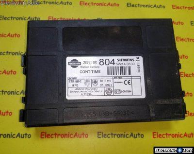 Calculator inchidere centralizata Nissan Terrano 28551 0x 5WK48530
