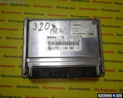 ECU Calculator 0261204420 motor Bmw 318 DME1430940