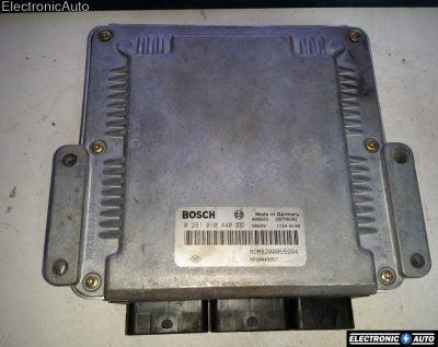 ECU Calculator 0281010440 motor Volvo S40 1.9DCI