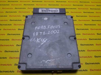 ECU Calculator 1S4F12A650AE motor Ford Focus 1.8TDDI