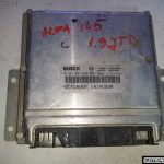 ECU Calculator motor Alfa Romeo 0281001936