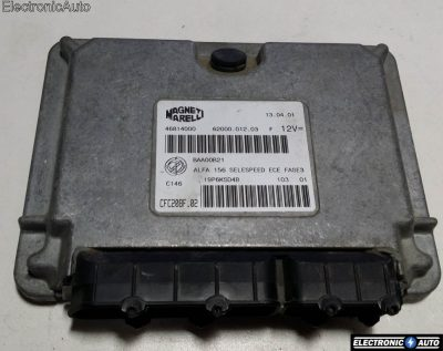ECU CALCULATOR motor Alfa Romeo 156 62000.012.03, 19P6KSD4B