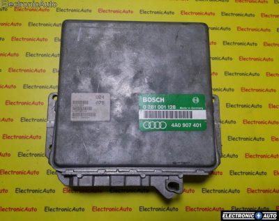 ECU Calculator motor Audi 100 2.5TDI 0281001128 4A0907401