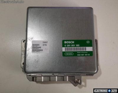 ECU Calculator motor Audi 80 1.9TDI 0281001185, 8A0907401B