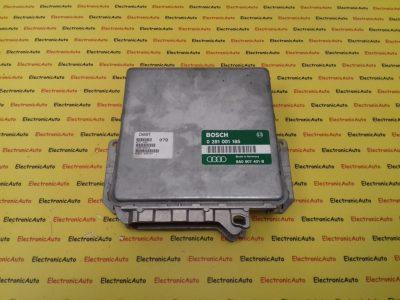 ECU Calculator Motor Audi 80 1.9TDI, 0281001185, 8A0907401B