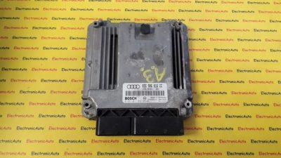 ECU Calculator motor Audi A3 1.9TDI 0281011832 03G906016CC