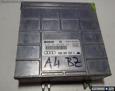 ECU Calculator motor Audi A4 1.8 0261203938/939 8D0 907 557 C