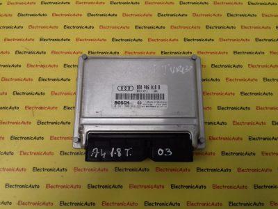 ECU Calculator Motor Audi A4 1.8T, 0261206868, 8E0906018B