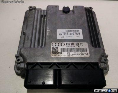 ECU Calculator motor Audi A4 1.9TDI 0281012127 EDC16U31 BKE