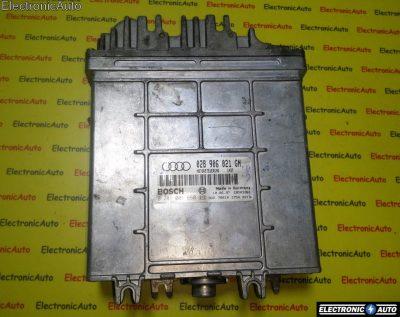 ECU Calculator motor Audi A4, Vw SHARAN 1.9TDI 028906021GN 0281001660