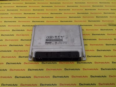 ECU Calculator Motor Audi A6 2.5TDI, 0281001931