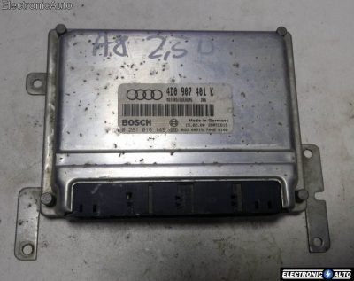 ECU Calculator motor Audi A8 2.5TDI 0281010149 4D0907401K