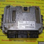 ECU Calculator motor Citroen Berlingo 1.6HDI 0281012619