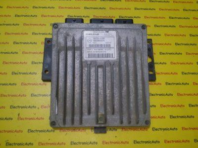 ECU Calculator motor Dacia Logan 1.5DCI 8200513058 DCM1.2 EURO4