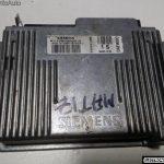 ECU Calculator motor Daewoo Matiz 0.8 K115000002D 96351734