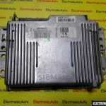 ECU Calculator motor Daewoo Matiz 0.8 K115000002H