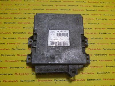 ECU Calculator motor Fiat Bravo IAW 1AF.13 46466673 61600.228.07 Z