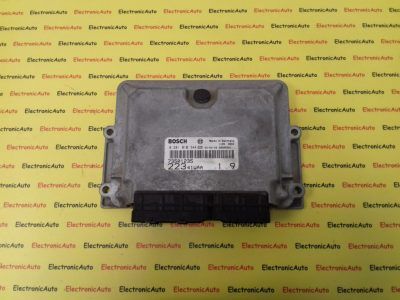 ECU Calculator Motor Fiat Doblo 1.9JTD, 0281010344