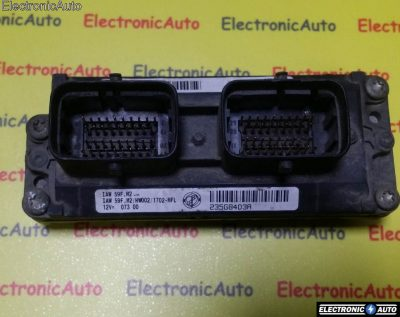ECU Calculator motor Fiat Punto 1.2 46760606 IAW 59F.M2 6160038904