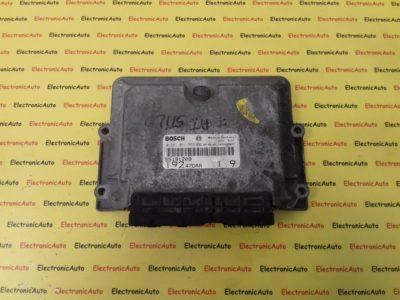 ECU Calculator Motor Fiat Stilo 1.9JTD, 0281011553