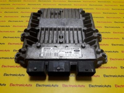 ECU Calculator motor Ford Fiesta 1.4TDCI 3S61-12A650-LB