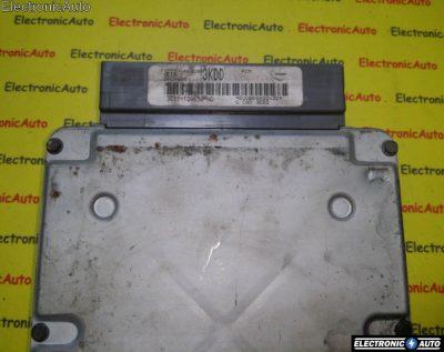 ECU Calculator motor Ford Transit 2.4TDCI 3C1112A650AD