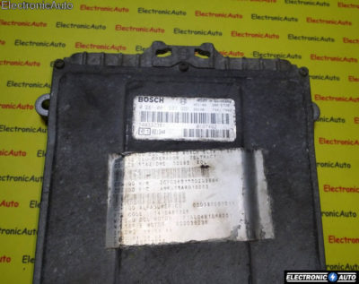 ECU Calculator motor Iveco Daily 2.8JTD 0281001537