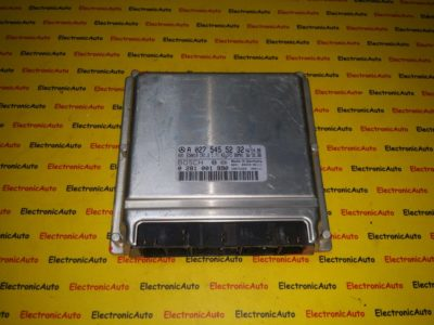 ECU Calculator motor Mercedes A170 1.7CDI 0281001990, A0275455232