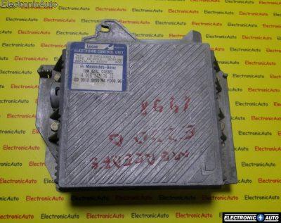 ECU Calculator motor Mercedes C220 2.2D A0165457632 Lucas W202