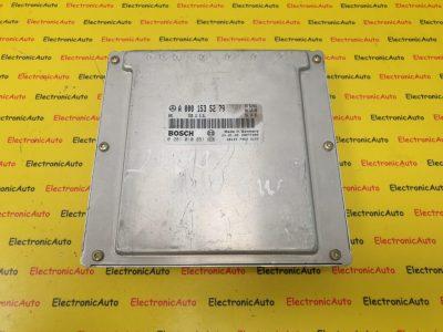 ECU Calculator Motor Mercedes C220 2.2CDi, 0281010851, A0001535279, CR2.11