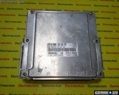 ECU Calculator motor Mercedes Vito 2.2CDI 0281010231 CR1.7