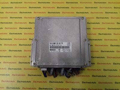 ECU Calculator Motor Mercedes Vito 2.2CDI, 0281010232, A0001530379