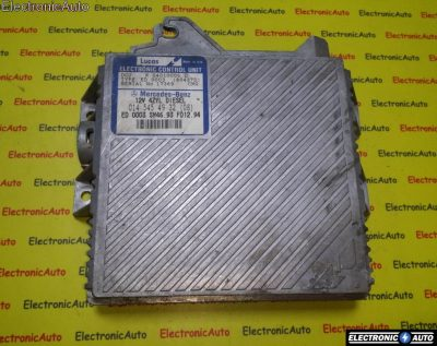 ECU Calculator motor Mercedes W202, C220 2.2 0145454932