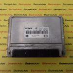 ECU Calculator Motor Nissan Terrano II, 0281011264