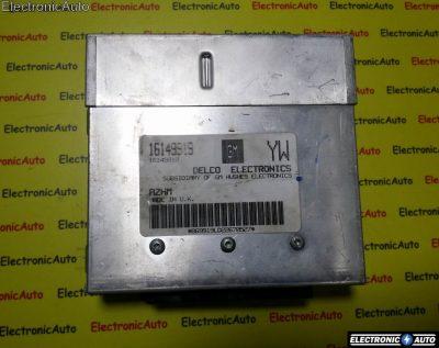 ECU Calculator motor Opel Astra F 1.4 16149919 YW AZHM