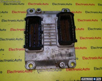 ECU Calculator motor Opel Corsa C 1.0 0261206072 BY