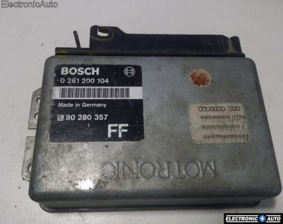 ECU Calculator motor Opel Omega 2.0 0261200104 ML4.1