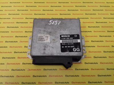 ECU Calculator Motor Opel Omega 2.0, 0261200368, 90351650GG