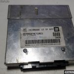 ECU Calculator motor Opel Vectra A 1.6 16199338, 1237677