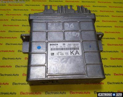 ECU Calculator motor Opel Vectra B 2.0TDI 90464735KA 0281001335