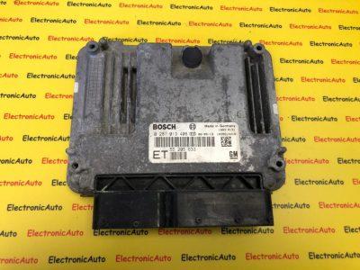 ECU Calculator motor Opel Vectra C 1.9CDTI 55205633 0281013408