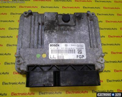ECU Calculator motor Opel Vectra C 1.9CDTI 0281011448
