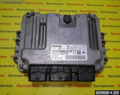 ECU Calculator motor Peugeot 407 1.6HDI 0281013332