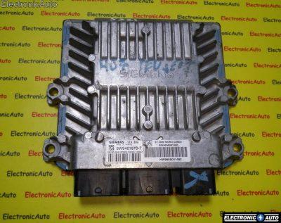 ECU Calculator motor Peugeot 407 2.0HDI 5WS40167D-T