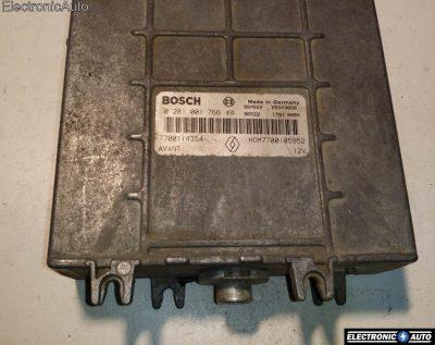 ECU Calculator motor Renault Laguna 1.9DTI HOM7700105952 0281001766